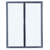 used convenience store/shop equipment upright 3 glass door of display cooler showcase