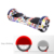 Wholesale lowest price foldable 8 inch hoverboard flying electric smart balance scooter for sale