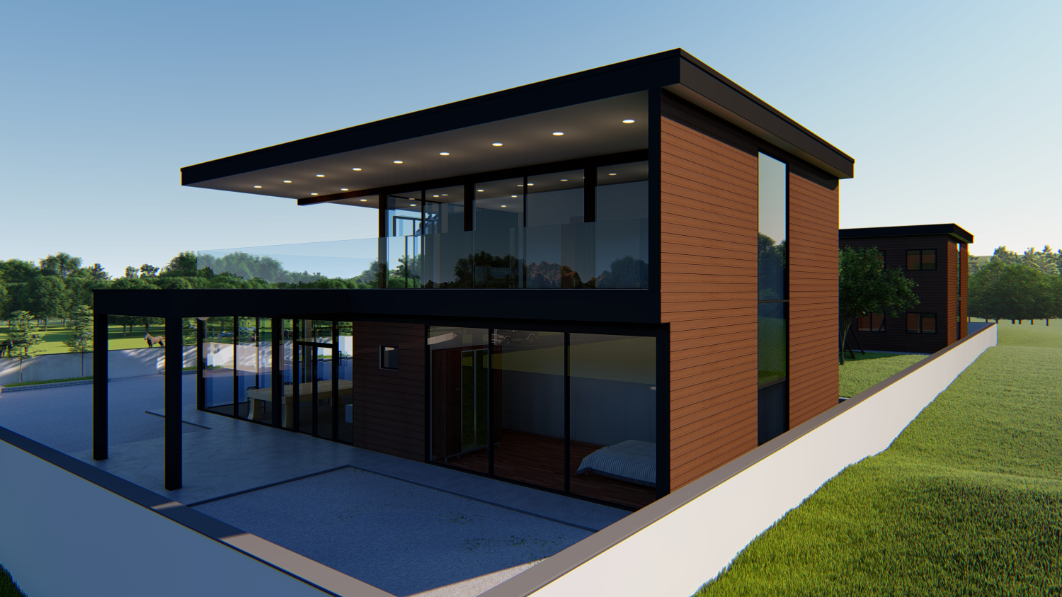 Modern Prefab Bungalow Homes For Sale Made In Usa Buy
