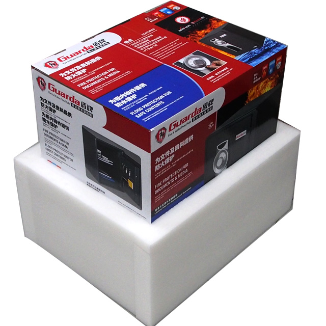 Guarda shelf 1 hour fireproof box supply for home-1