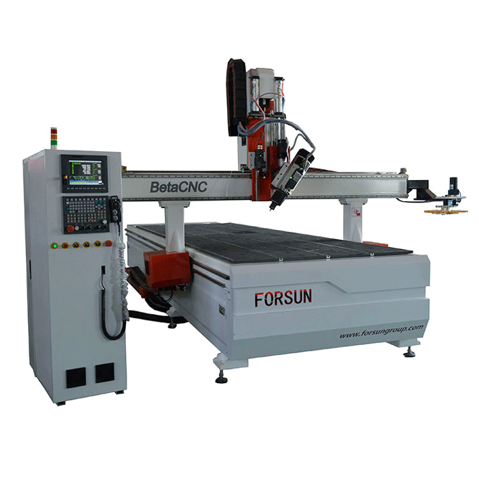 40*40 cm 3 axis and 4 axis CNC router for engraving brass and aluminum with 2D surface and 3D shape