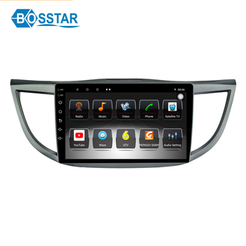 "10.2"" touch screen android car DVD player for Honda CRV 2012-2015 car radio stereo"