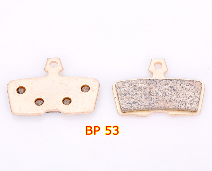 Bicycle Brake Pads for AVID Code R or for SRAM CODE R (2011 to Now) Hydraulic Disc Brake