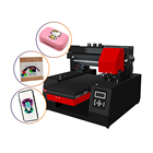 New Advanced Technology 3060 UV LED flatbed printer DX9 printhead fast speed for phone case/pen/bottle/wooden/leather/pvc/MDF