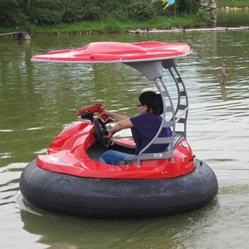 China Products Reliable Practical Adult Electric Bumper Boats