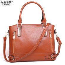 100% женские сумки из натуральной кожи 2020 новые женские сумки через плечо моющиеся сумки диагональный пакет(Китай)