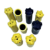 7/11/12 DegreeTungsten Carbide Rock Boor Tapered Button Centrum Bit voor Rock Drill