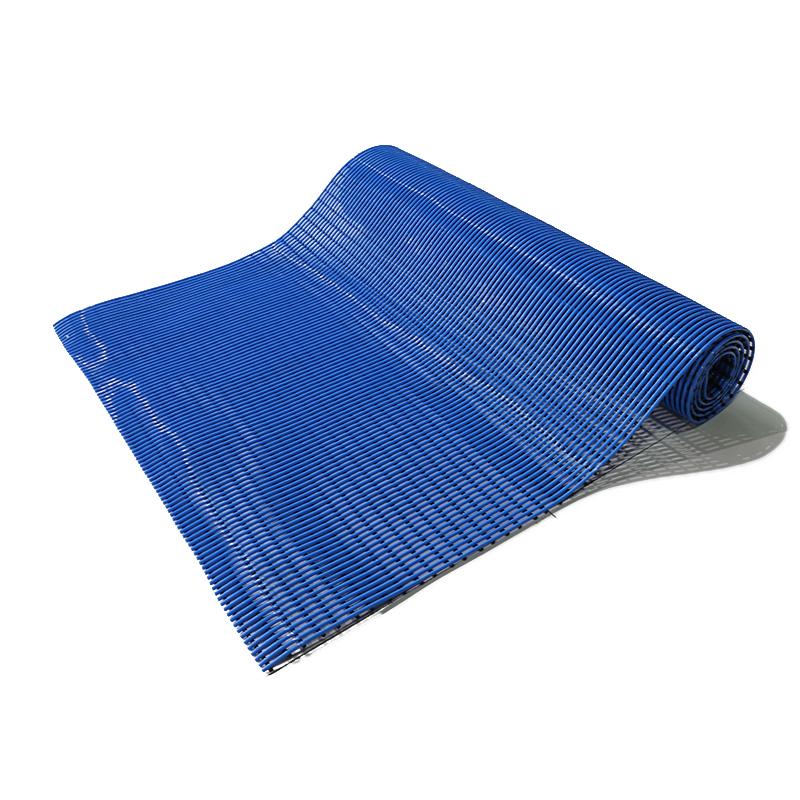 Esteira do assoalho do pvc não-slip de banho sauna área molhada-resistente ao desgaste tapete macio