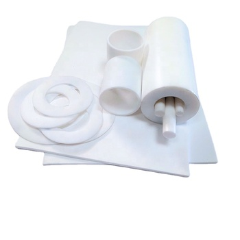 Plastic Molded Ptfe Lined Pipe