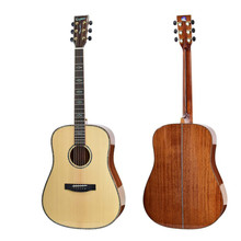 korean brands manufacturer, wholesale classical global professional high end quality handmade diy oem concert acoustic guitar