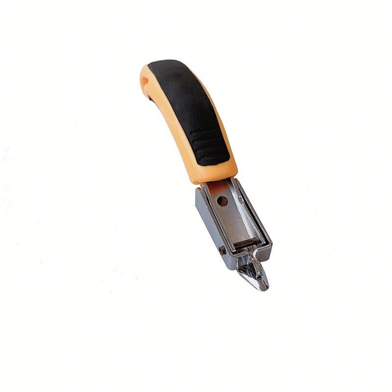 Double Color Handle Upholstery Staples Remover