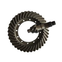 The Crown wheel and pinion gear set for MITSUBISHI FUSO MC863590