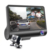 "Top sale 2020 wholesale HD 1080P 4"" Triple Lens Car DVR Camera WDR dash cam with high quality"