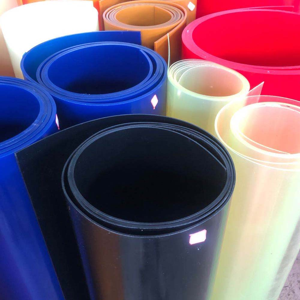polyurethane elastomer pu centrifugal casting sheet flexible wear-resist polyurethane PU rubber sheets