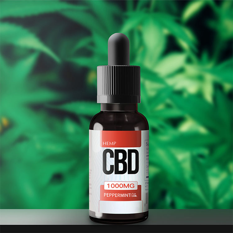 CBD oil 9000mg private label essential oil set 100% natural hemp extract essential oils wholesale