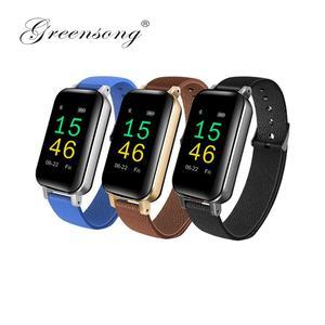 T89 BLuetooth 5.0 Smartwatch Earbuds Earphones Smart Bracelet for Women Men