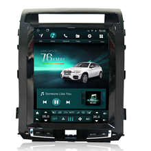 Android 9,0 Octa core Auto dvd Video Player Zentral Multimedia für Toyota Land Cruiser 2010 2012 Tesla android