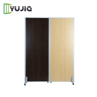 Fireproof mobile movable room Temporary HPL Wall dividers office Partition