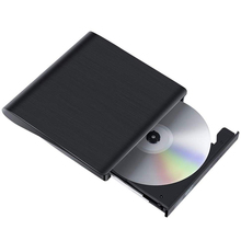 Raycue USB 3.0 Portable Drive Masterizzatore Slim External CD Lettore DVD