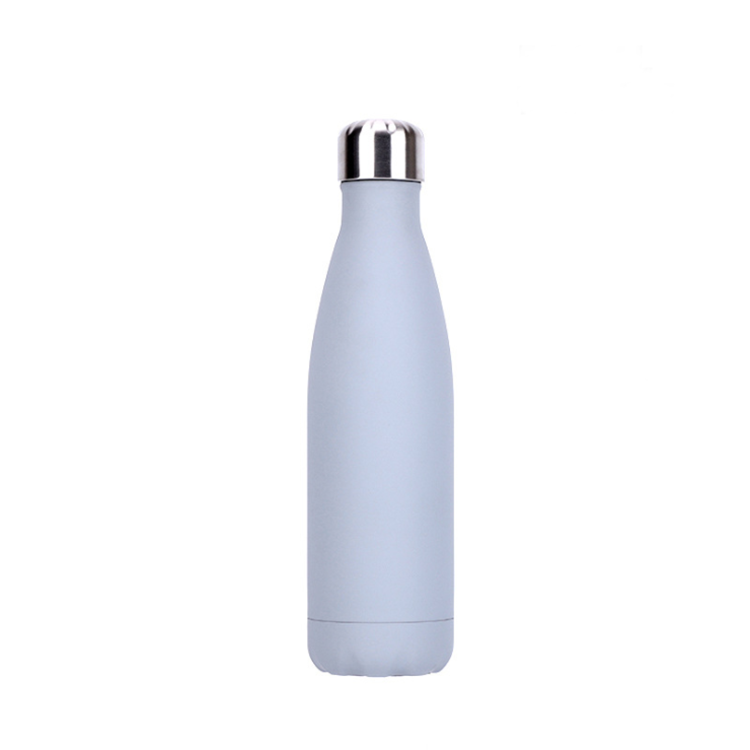 UCHOME 2019 Double wall food grade stainless steel cola shaped vacuum water bottle