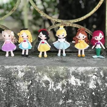 Crochet doll crochet Princess amigurumi handmade doll crochet | Etsy | 350x350