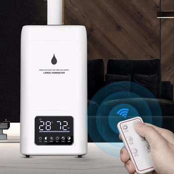 Christmas home ultrasonic aroma mist humidifier 24L selling in Korea CB,KC certification