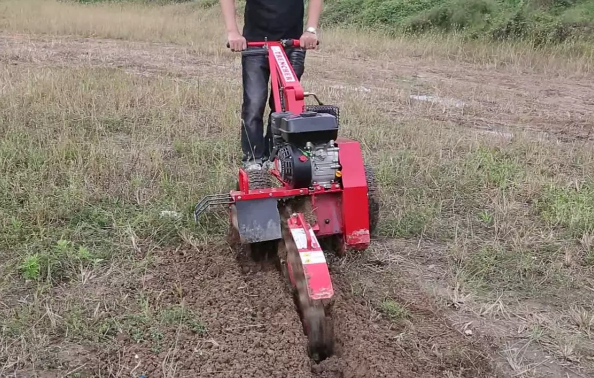 Tractor digging machine,tractor hole digging ,ditcher machine