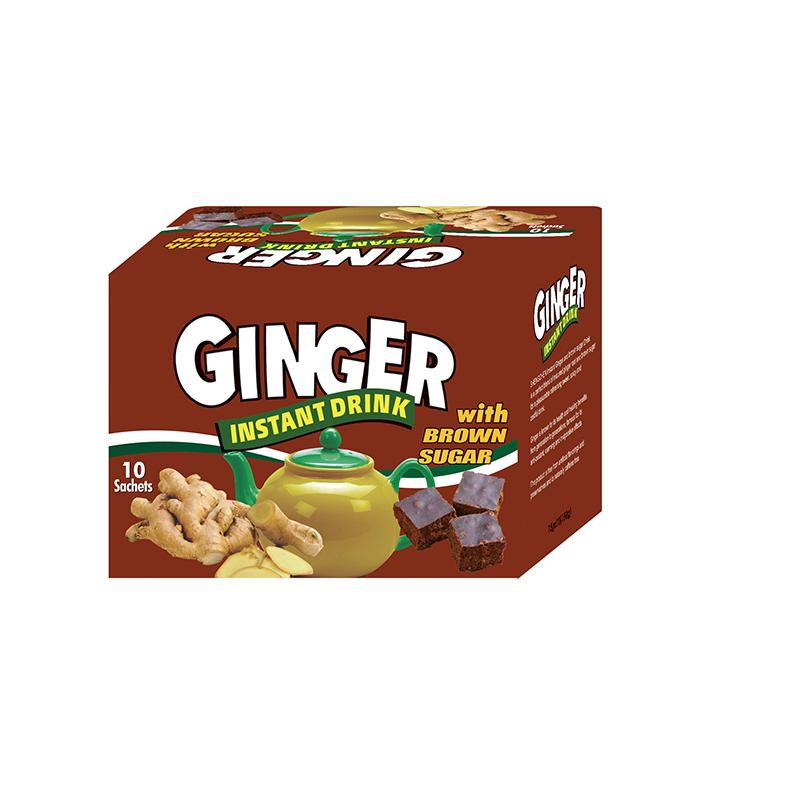 100% natural high performance instant brown sugar ginger tea/ instant brown sugar ginger herbal tea - 4uTea   4uTea.com