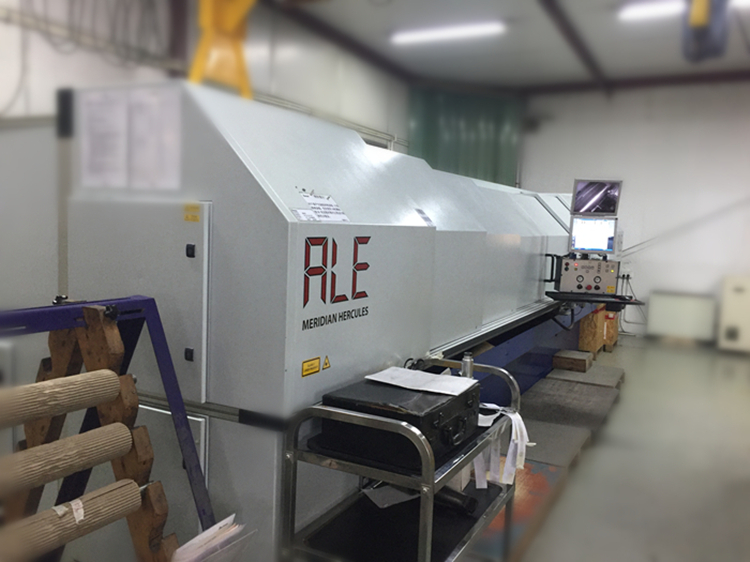 Flexographic machine anilox roller