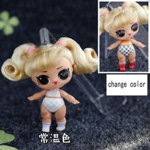 Оригинальные куклы LOL Surprise, оригинальные куклы Lol, 5-я цель для волос, куклы-сюрпризы с аксессуарами, набор для девочек, игрушки для детей, пасх...(Китай)