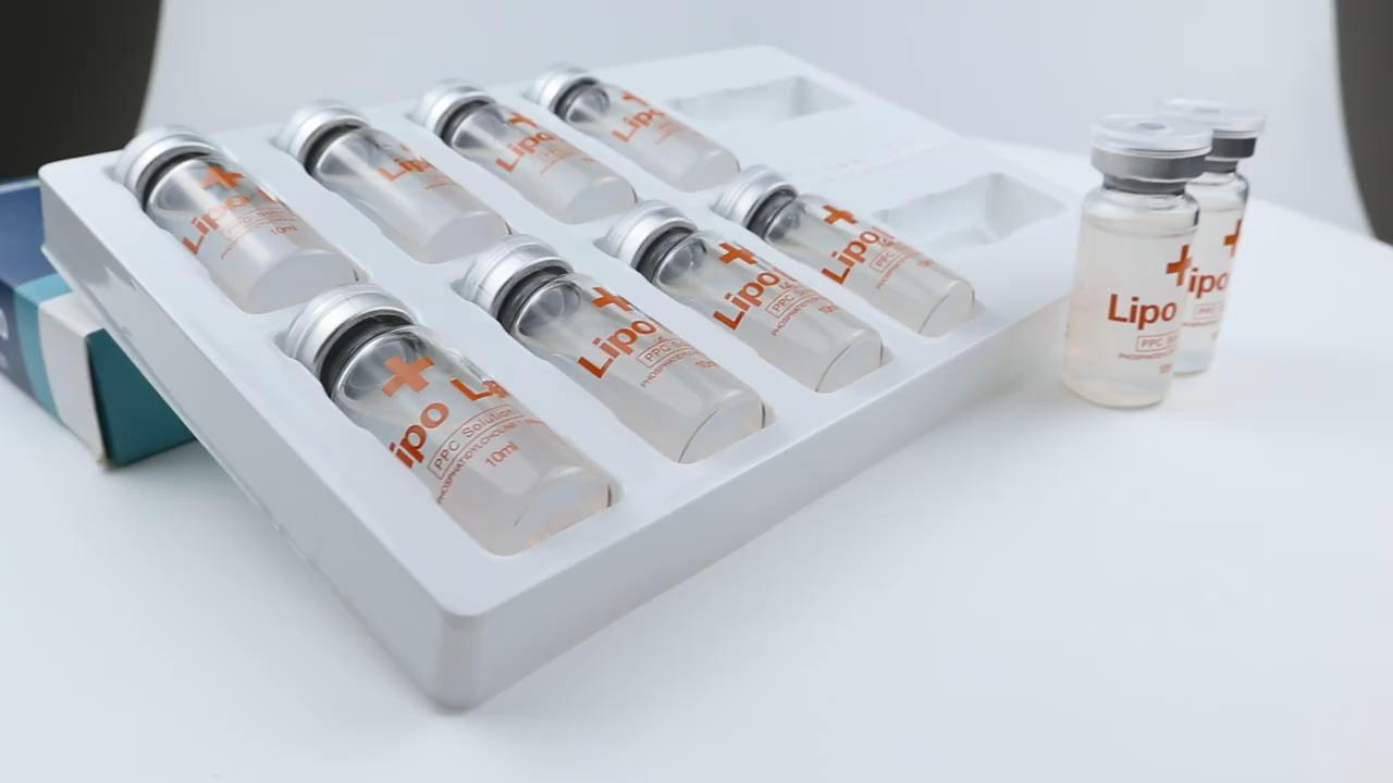 2020 flüssigkeit Lipolab Phosphatidylcholin PPC Lipolytische Lösung Lipolyse Injection abnehmen Lipo Labor
