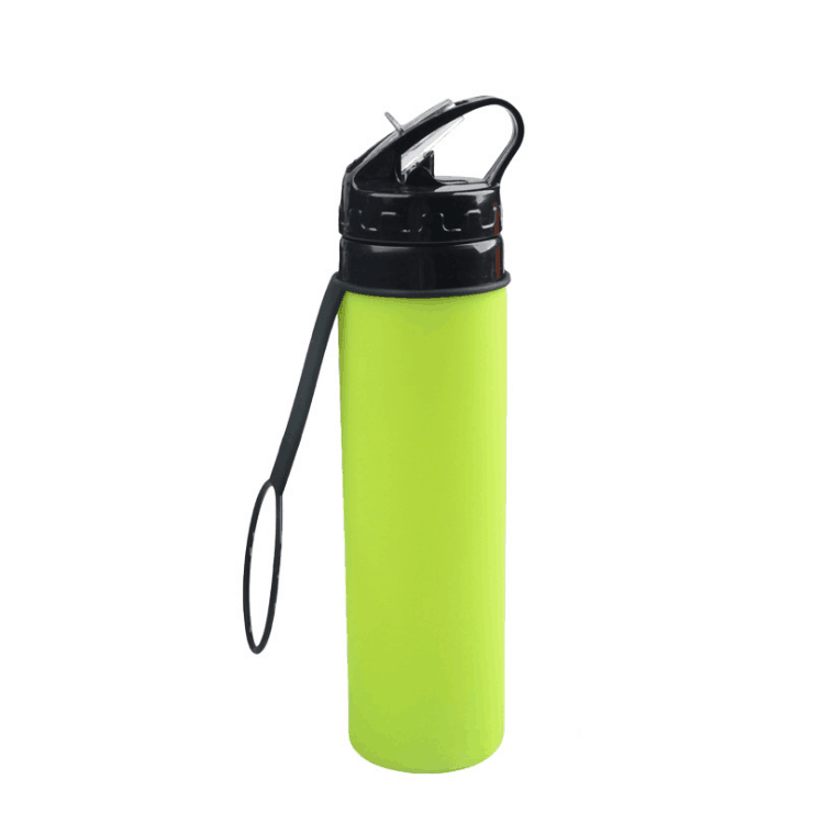 Hot Sale New Design Collapsible Sport Water Bottle Plastic Bottle