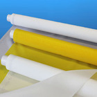 white yellow polyester silk bolting cloth/screen printing mesh