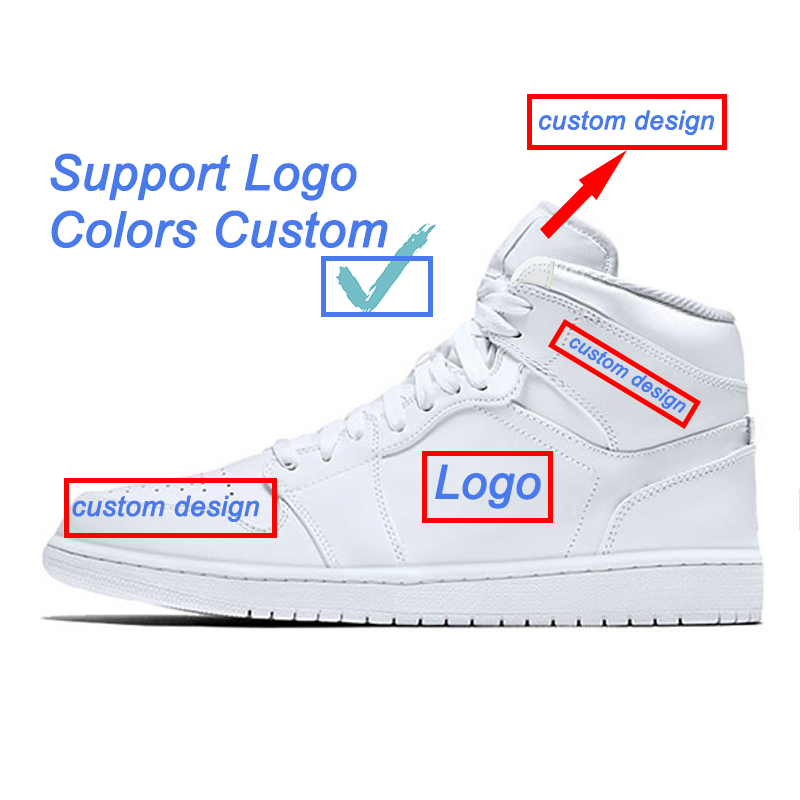 Customizes Classic Basketball Shoes Men Sneakers AJ 1 Retro Athletic Mens Sports Basketball Shoes High Top Unisex Basket Hombre