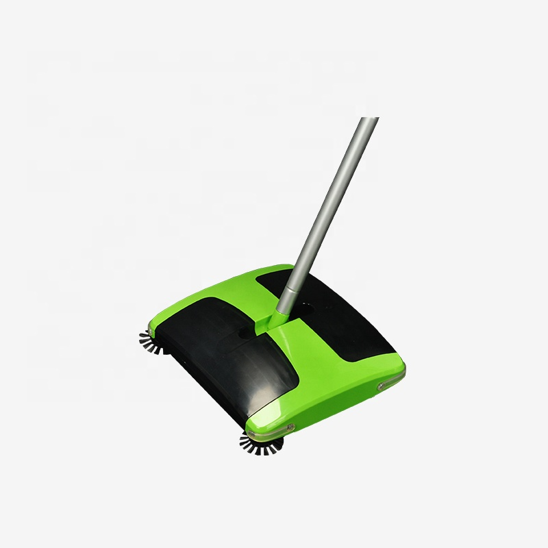 VIPaoclean Rápida Limpeza Magia Swivel Sweeper Carpet