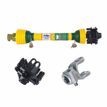 Agricultural Tractors Pto Drive Shaft Universal Cross Joint gear box bevel agriculture machinery machine parts pto drive shaft