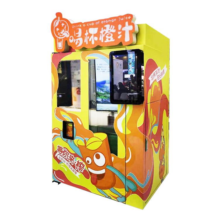 Monkey Buys Juice From Vending Machine