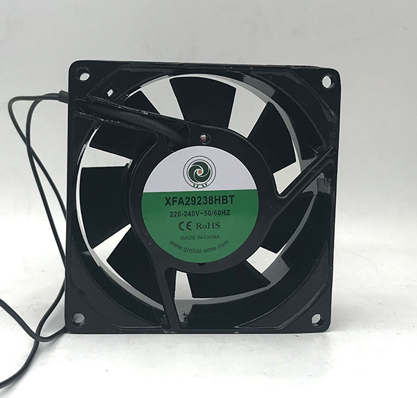 9238mm AC Industrial Cooling Fan 92*92*38mm Fans <strong>Ventilation</strong> Fan