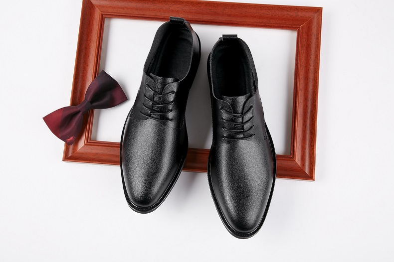 Formal Synthetic Leather Shoes Men Man Fashion Dress Shoes Latest Shoes Men Dress
