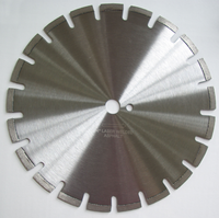 350mm Diamond Laser Welded Saw Blade for Asphalt and Green Concrete
