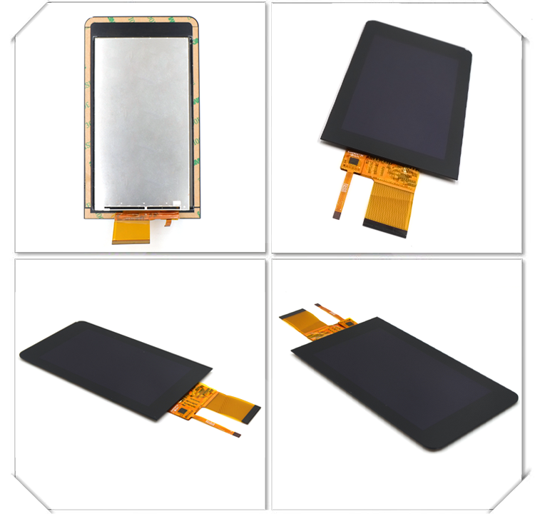 5.0inch capacitive touch screen
