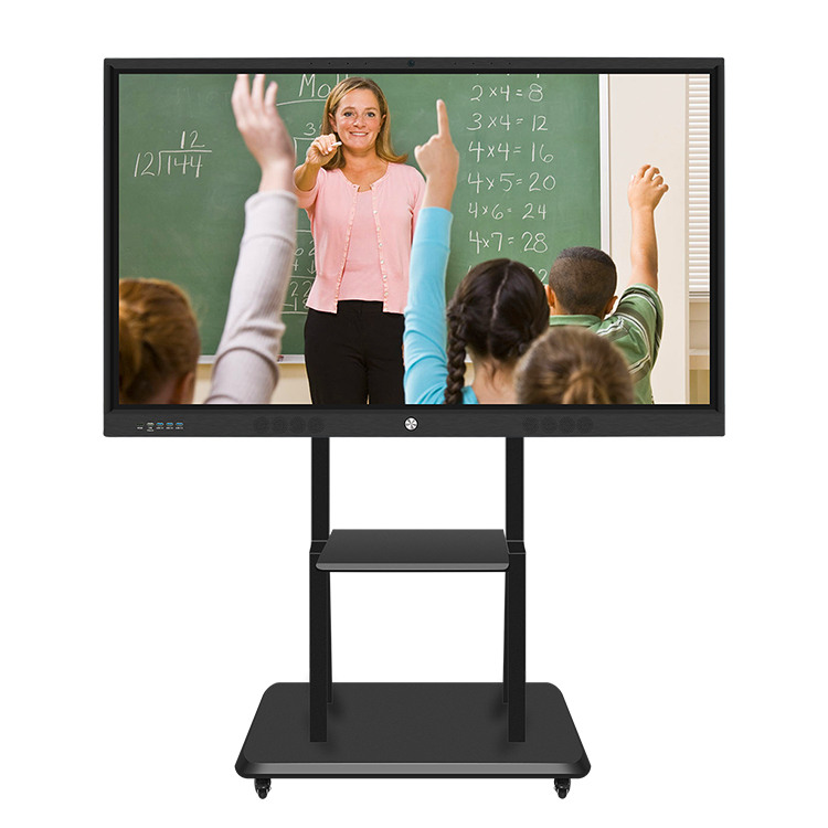 65 75 86 98 inch price touchscreen lcd portable device whiteboard interactive for teaching sale
