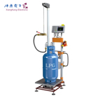 ATEX/ISO 9001 Certification Small products manufacturing machines liquefied gas filling scale machine