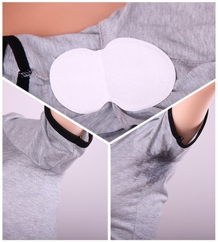 ASP01 Disposable Absorbing Underarm Sweat Guard Pads Deodorant Armpit Sheet Dress Clothing Shield Sweat Perspiration Pads