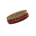 Customized camouflage smoothing heated beard brush (soft bristles) comb set for men care