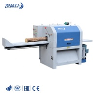 DEALE wood log rip board mill edger multiple machinery woodworking cutting mechanical sawmill timber multi blade saw machine