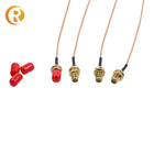 High Quality Lmr100 F Female To Ts-9 Pigtail Jumper 1.13 Antenna Cable Male 1.37 Sma Coaxial Cable