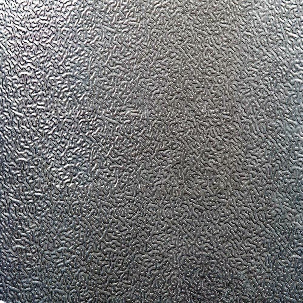 Anti-Skid Spiegel Reliëf Aluminium Logo Plaat Voor Koelkast