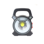 Brand New Plastic Rechargeable Emergency Camping Light High Quality LED Camp Torch Lamp 2 in 1 Lantern