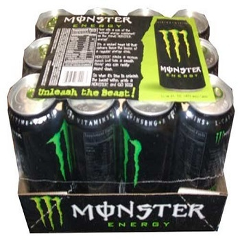 Monster Zero Ultra Energy Drink For Sale